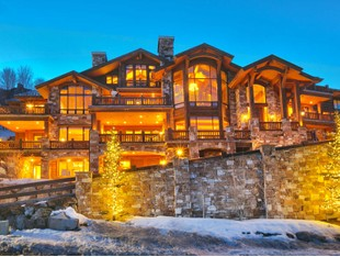 단독 가정 주택 for sales at Iconic Deer Valley Ski Home 10663 N Summit View Dr Heber City, 유타 84032 미국