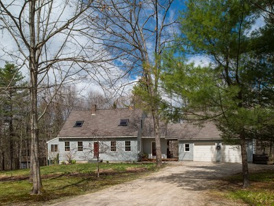 Single Family Home for sales at 402 West Pownal Road  North Yarmouth, Maine 04097 United States