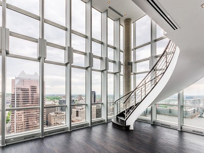 Condominio for sales at Montreal Downtown 1225 Rue University, apt. 3203 Montreal, Quebec H3B9A9 Canadá