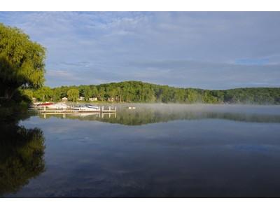 Einfamilienhaus for sales at Waterfront Goose Pond Home 7 Cooper Creek Road Tyringham, Massachusetts 01264 Vereinigte Staaten