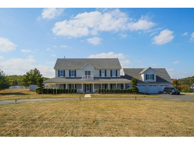 Single Family Home for sales at Loads of Space And Plenty Of Potential! - Franklin Township 2 Golf View Drive  Princeton, New Jersey 08540 United States