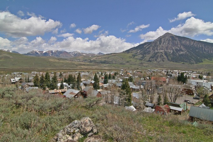 土地 for sales at Exclusive Homesite TBD Sopris Avenue   Crested Butte, コロラド 81224 アメリカ合衆国