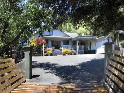 Tek Ailelik Ev for sales at 3245 Wallace Creek Road  Healdsburg, Kaliforniya 95448 Amerika Birleşik Devletleri