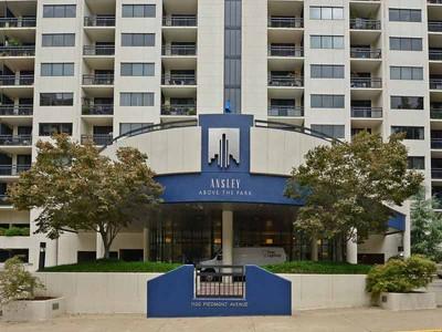 Condominium for sales at Park front Condo in Midtown 1130 Piedmont Avenue Unit #810 Atlanta, Georgia 30309 United States