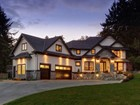 Single Family Home for sales at Luxurious 5-Bedrm Custom Home 8502 East Saanich Road North Saanich, British Columbia V8L5W2 Canada