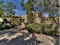 Casa Unifamiliar for sales at Contemporary Santa Fe Style Home In Fabulous Paradise Valley Location 5620 N Casa Blanca Drive   Paradise Valley, Arizona 85253 Estados Unidos