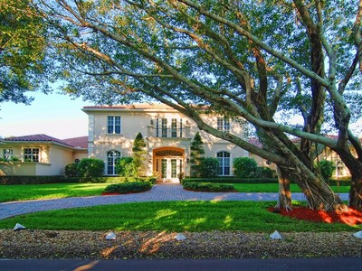 Single Family Home for sales at 12345 Banyan Road  North Palm Beach, Florida 33408 United States