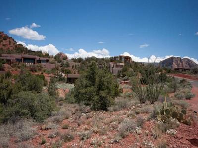 地產 for sales at Gorgeous Sedona Setting 180 Scenic Drive Sedona, 亞利桑那州 86338 美國