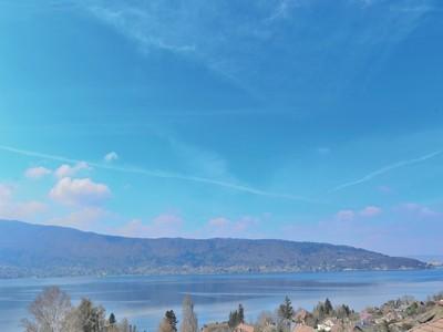 Maison unifamiliale for sales at Superbe villa dominant le lac  Other Rhone-Alpes, Rhone-Alpes 74290 France