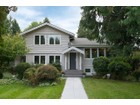 Casa Unifamiliar for  sales at Updated 3 Level Family Home 1024 Lawson Avenue   West Vancouver, British Columbia V7T2E2 Canadá