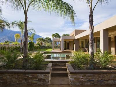 Einfamilienhaus for sales at Avenida Sevilla 1551 Avenida Sevilla Palm Springs, Kalifornien 92264 Vereinigte Staaten