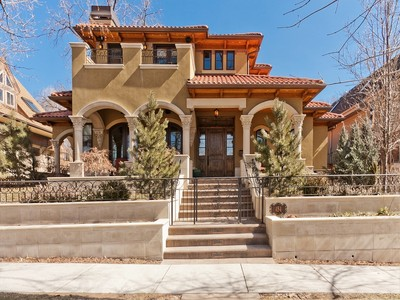 Villa for sales at 454 Clayton Street   Denver, Colorado 80206 Stati Uniti