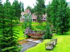 Einfamilienhaus for  sales at 34123 Upper Bear Creek Road    Evergreen, Colorado 80439 Vereinigte Staaten
