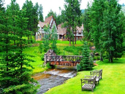 Single Family Home for sales at 34123 Upper Bear Creek Road  Evergreen, Colorado 80439 United States