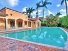 Maison unifamiliale for  sales at Sunset Island 2520 Shelter Ave  Miami Beach, Florida 33140 États-Unis