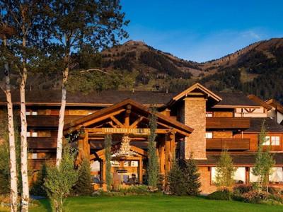 Condominium for sales at East Facing Condominium in the Village 7710 Granite Loop Road, Unit 330 Teton Village, Wyoming 83025 United States
