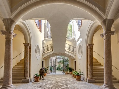 Einfamilienhaus for sales at Stunning refurbished palace in the Old Town  Palma, Mallorca 07001 Spanien