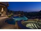 Частный односемейный дом for  sales at Custom Pueblo-Style Home In The Exclusive Gated Community Of Privada 10585 E Crescent Moon Drive #48   Scottsdale, Аризона 85262 Соединенные Штаты