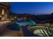 단독 가정 주택 for sales at Custom Pueblo-Style Home In The Exclusive Gated Community Of Privada 10585 E Crescent Moon Drive #48   Scottsdale, 아리조나 85262 미국