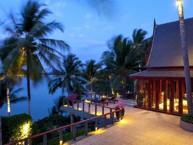 Einfamilienhaus for sales at Oceanfront Amanpuri Villa Surin Surin, Phuket 83110 Thailand