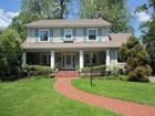 Casa Unifamiliar for sales at Classic Colonial 87 Cooper Avenue Montclair, Nueva Jersey 07043 Estados Unidos
