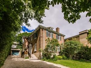 Single Family Home for Sales at Montréal   Ville-Marie 3105 Le Boulevard Montreal, Quebec H3Y1R8 Canada