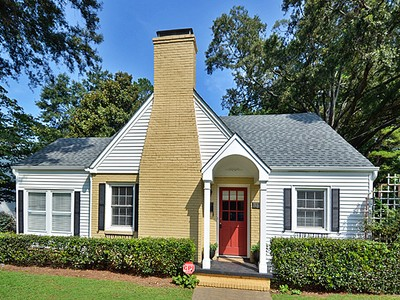 Single Family Home for sales at ITB 107 Hudson Street Raleigh, North Carolina 27608 United States