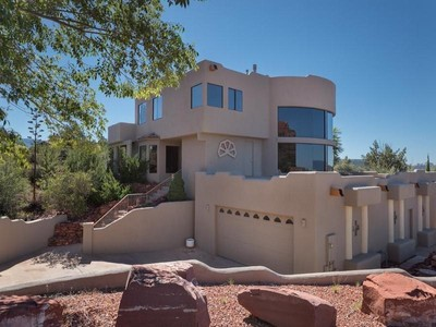 Single Family Home for sales at Open Contemporary Floorplan 2390 Mule Deer Rd  Sedona, Arizona 86336 United States