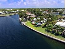 Casa para uma família for sales at Waterfront Living at Ocean Reef 3 Channel Cay  Road  Ocean Reef Community, Key Largo, Florida 33037 Estados Unidos