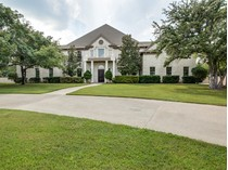 Single Family Home for sales at 1309 Steeple Chase Lane    Aledo, Texas 76008 United States