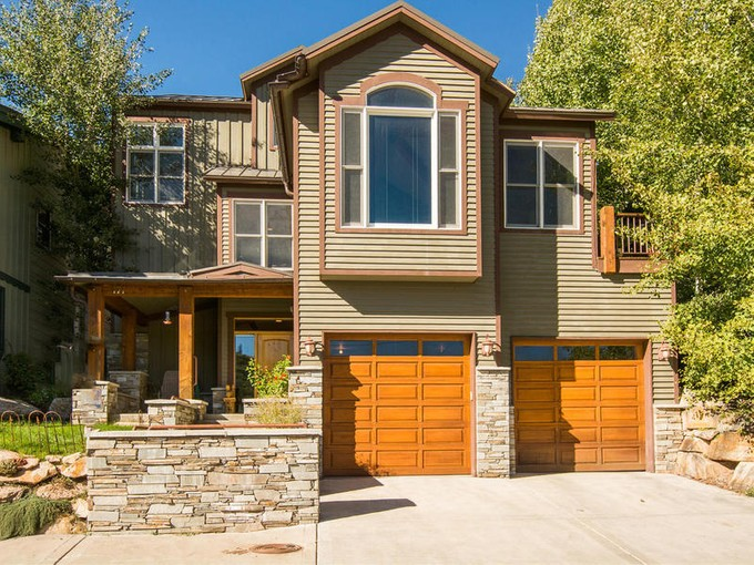 Single Family Home for sales at Beautiful Old Town Home On Two Homesites 171 Woodside Ave Park City, Utah 84060 United States