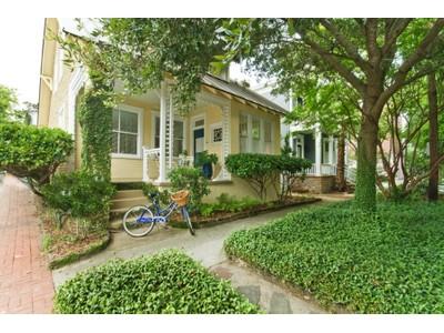 Single Family Home for sales at Historic District 131 Houston Street  Savannah, Georgia 31401 United States