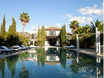 Single Family Home for sales at Villa in Cala Jondal With Sea Views Ibiza, Ibiza Spain