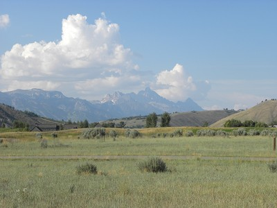 Land for sales at Beautiful Home Site at 3 Creek Ranch 2165 S Blue Crane Dr South Jackson Hole, Wyoming 83001 United States