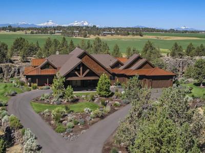 Nhà ở một gia đình for sales at Blackstone Ranch 5301 NW Lone Pine Road Terrebonne, Oregon 97760 Hoa Kỳ