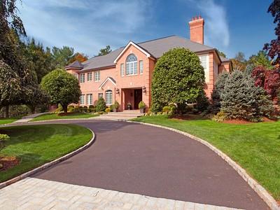 独户住宅 for sales at Estate Area of Harrison 110 Polly Park Road  Rye, 纽约州 10580 美国