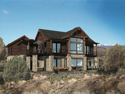 Maison unifamiliale for sales at Victory Ranch & Conservancy Golf Cabins Cabin 128 Heber City, Utah 84032 États-Unis