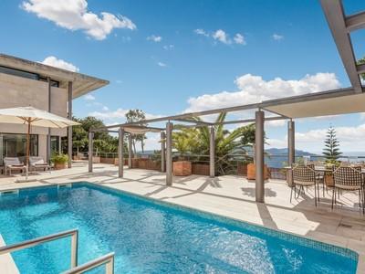 Single Family Home for sales at Designer Villa with sea views in Port Andratx  Port Andratx, Mallorca 07157 Spain