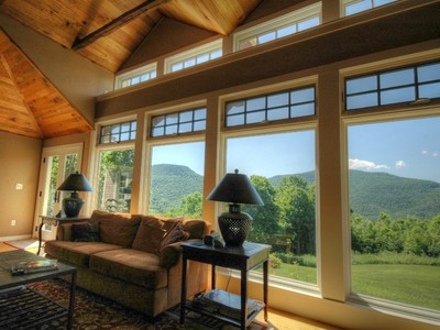 Single Family Home for sales at Redtail Lodge 395 Red Tail Lane Dorset, Vermont 05251 United States