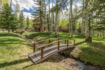 Farm / Ranch / Plantation for sales at Lazy Dog Ranch 1075 Wilson Mesa Ranch Circle Telluride, Colorado 81435 United States