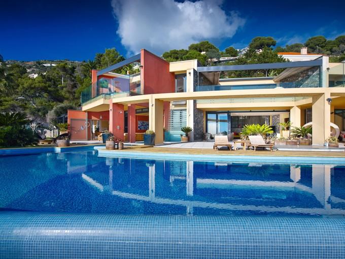 独户住宅 for sales at Waterfront Villa Cap d'Ail, 06230 Other France, 法国的其他地区 06230 法国