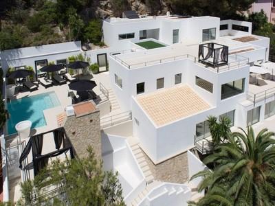 Casa para uma família for sales at Villa with sea views in Son Vida  Son Vida, Palma De Maiorca 07013 Espanha