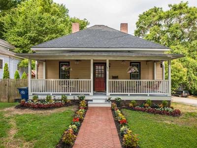 Single Family Home for sales at Historic Neighborhood Minutes to Buckhead 1978 Whittier Avenue Atlanta, Georgia 30318 United States