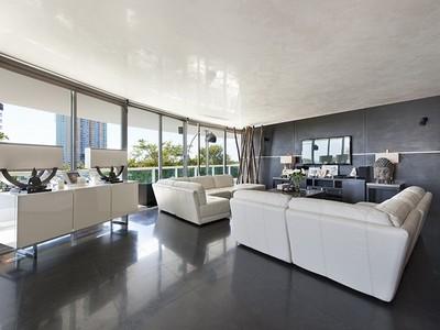 共管式独立产权公寓 for sales at Bristol Tower 2127 Brickell AV 702  Miami, 佛罗里达州 33129 美国
