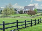 Maison unifamiliale for  sales at Scenic Farm Along the Trail System - East Amwell Township 69 Back Brook Road Ringoes, New Jersey 08551 États-Unis