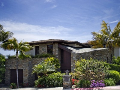 Maison unifamiliale for sales at 1009 Cliff Drive  Laguna Beach, Californie 92651 États-Unis