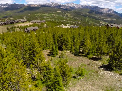 Đất đai for sales at Diamond Hitch Homesite Latigo Road Big Sky, Montana 59716 Hoa Kỳ