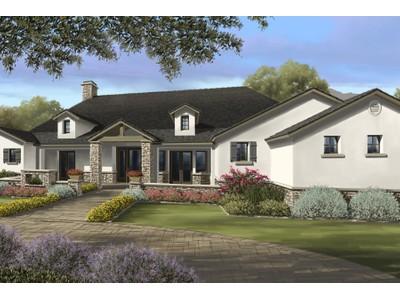 Maison unifamiliale for sales at Professionally Designed Build-to-Suit Santa Barbara Style Paradise Valley Home 6221 E Cochise Road  Paradise Valley, Arizona 85253 États-Unis