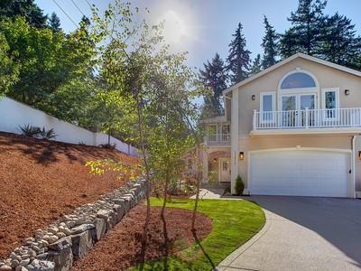 Maison unifamiliale for sales at Greystone 11318 Greystone Dr SW Lakewood, Washington 98499 États-Unis
