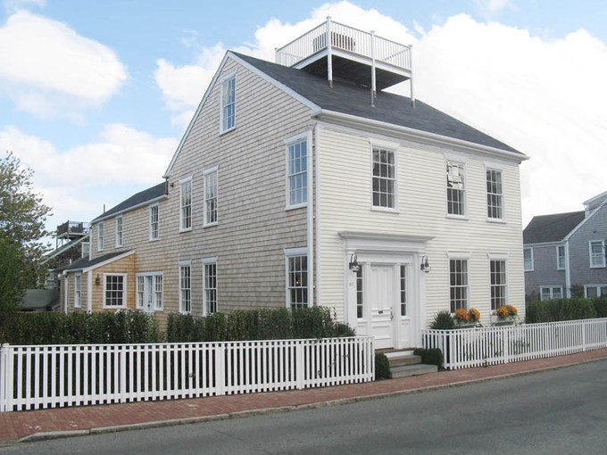 Single Family Home for sales at In Town Antique 82 Orange Street Nantucket, Massachusetts 02554 United States